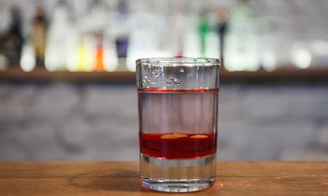 Напиток коктейль Боярский: как приготовить?