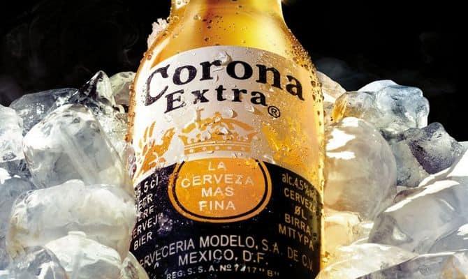 Напиток корона пиво особенности
