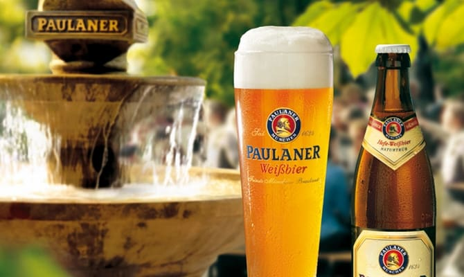 Напиток пауланер пиво разновидности