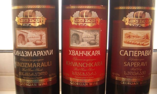 Самые популярные и вкусные полусладкие вина