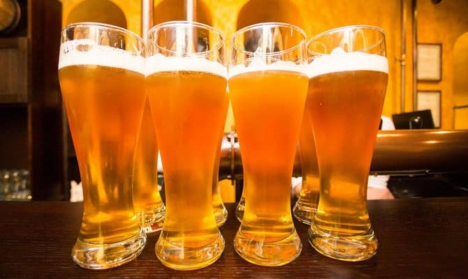 Полезные свойства нефильтрованного пива