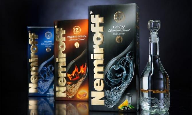 Компания Немирофф — водка с 140-летней историей