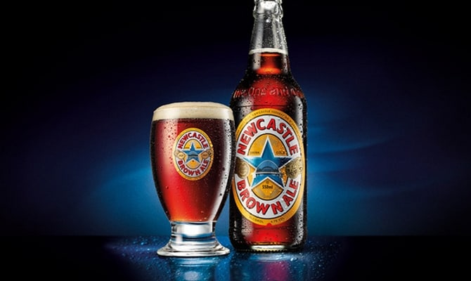Вкус Newcastle Brown Ale