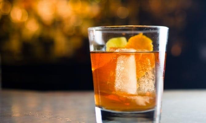 Коктейль на основе этого виски