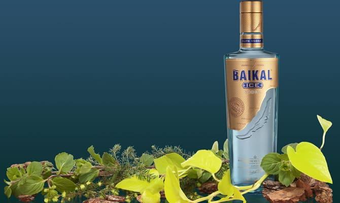 Органическая водка Байкал