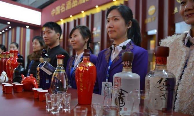 Маотай - элитная китайская водка