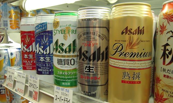 Особенности напитка пиво Асахи и его качества