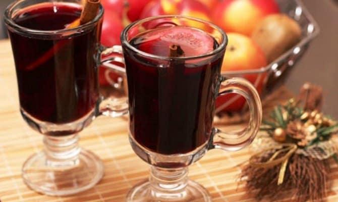 Особенности приготовления и полезные свойства глинтвейна из белого вина
