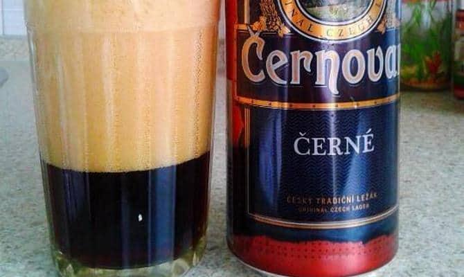 Черновар: популярное пиво из Чехии