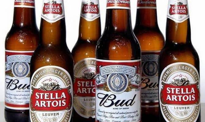 Популярный напиток — пиво бад
