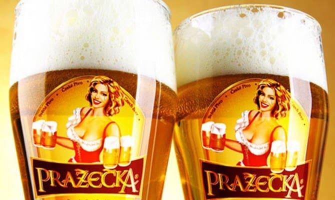 Как производится и употребляется пиво Пражечка?