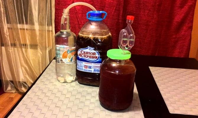Как приготовить домашнее вино из варенья: рецепты