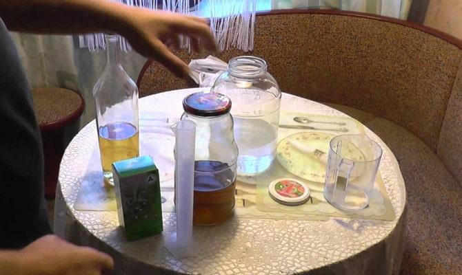 Как приготовить джин в домашних условиях?