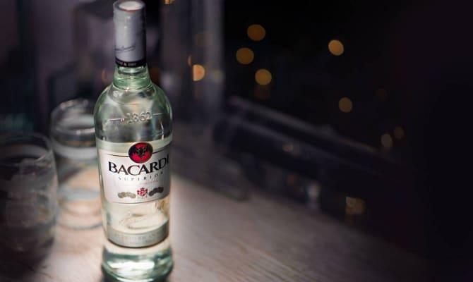 История появления напитка «Бакарди»
