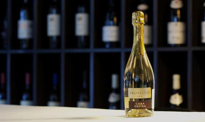 Пьянящее и необычное итальянское игристое вино