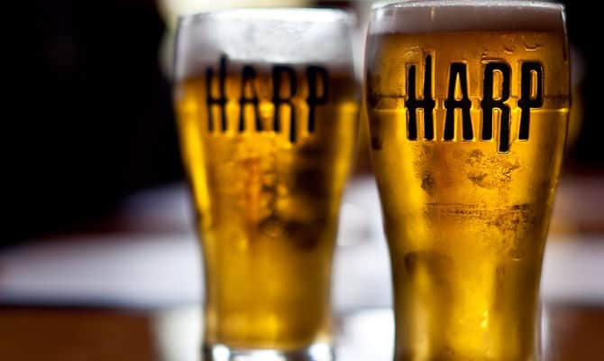 Расскажте про пиво Харп