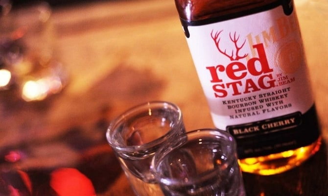 red stag 2 - Необычный вкус Red Stag