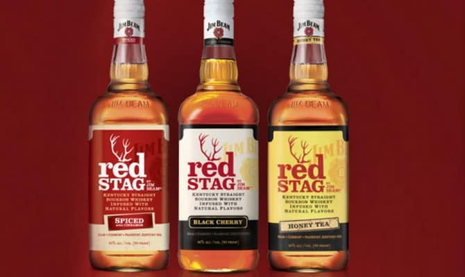 red stag 3 - Необычный вкус Red Stag