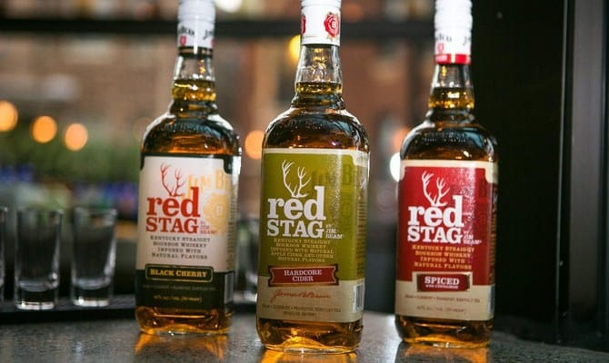 red stag 4 - Необычный вкус Red Stag
