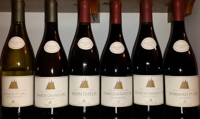 Шедевральное бургундское вино – привет из Франции