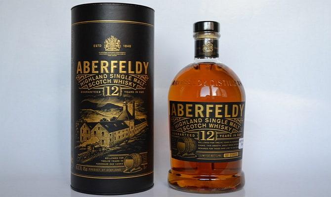 Шотландский виски Аберфелди
