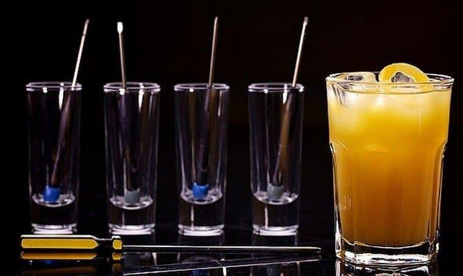 Виды классических коктейлей и их приготовление
