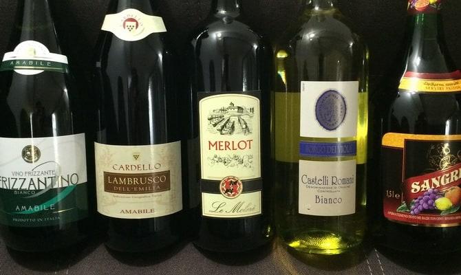 Каким бывает вино мерло?