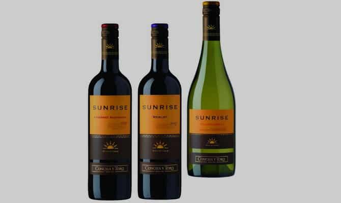 Sunrise — качественное и недорогое вино из Чили