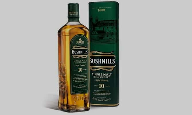 Виски Bushmills Single Malt