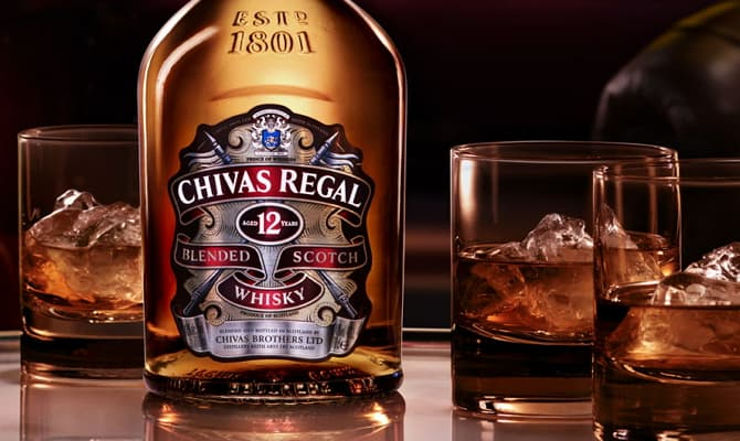 Виски Chivas Regal 12