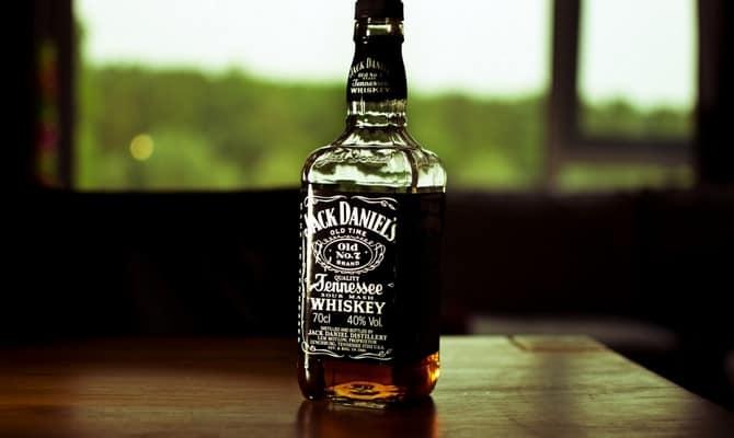 Виски Jack Daniels Old