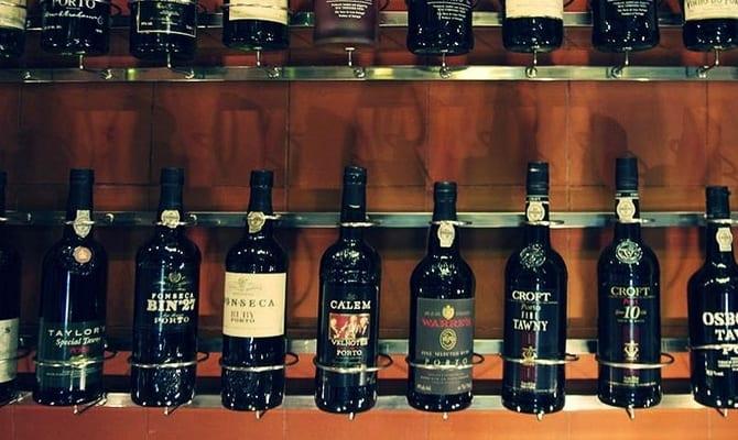 История португальских вин