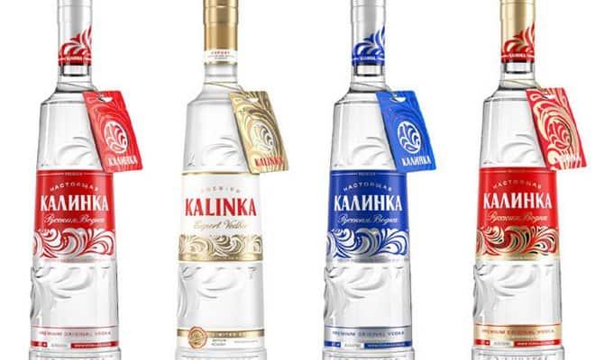 Особенности вкуса водки Калинка
