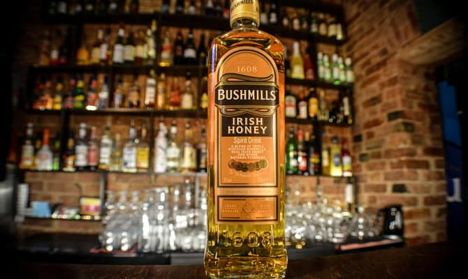 Виски Bushmills Honey – эталон вкуса