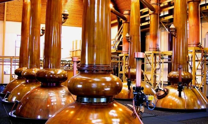 Шотландский виски Glen Scanlan