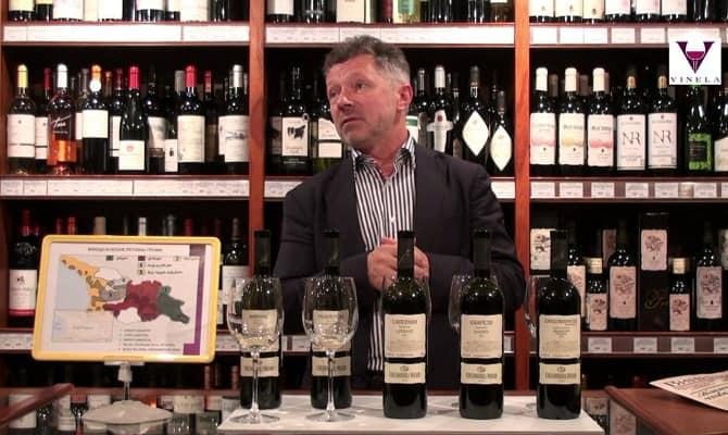 Как выбрать грузинское красное сухое вино?