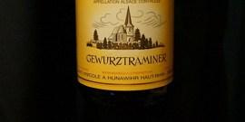 Оригинальное вино «Гевюрцтраминер»