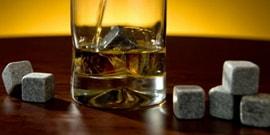 Как пользоваться камнями для виски «Whiskey Stones»?