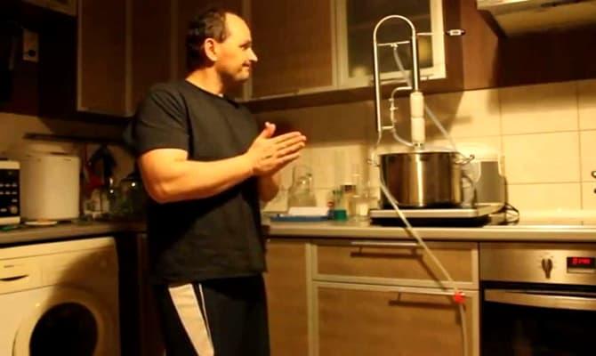 Особенности самогонного аппарата Luxstahl