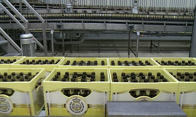 Немецкое пиво Варштайнер