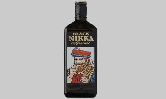 Японский виски Никка