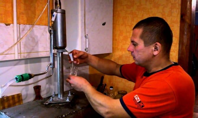Царга для самогонного аппарата – как получать чистейший спирт в неограниченном количестве