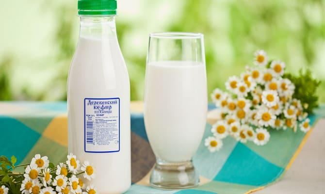 Кефир – кладезь витаминов, восстанавливающих самочувствие