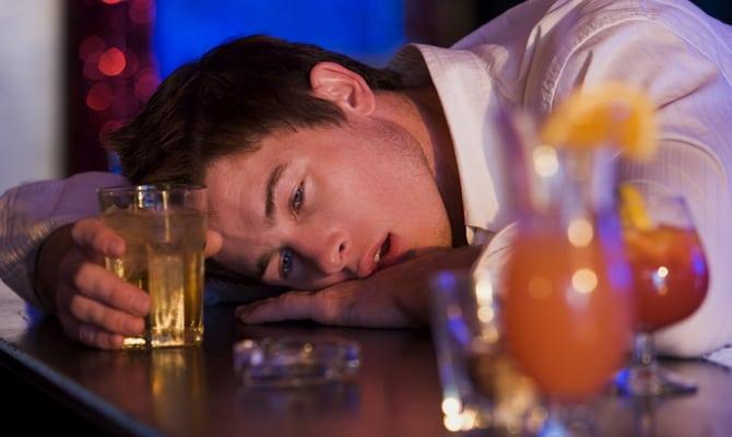 Сильный пол и пьянство – главные причины