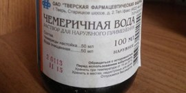 Чемеричная вода от алкоголизма – противоречивый метод лечения