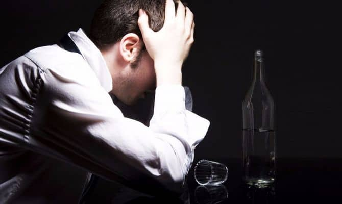 Что будет если каждый день пить водку