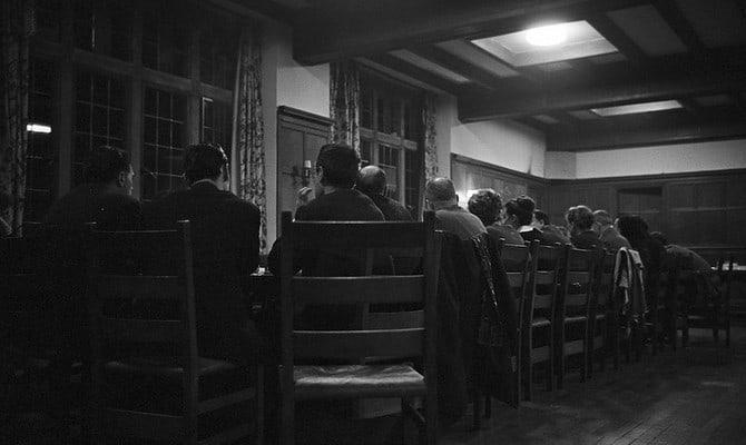 Вашингтонское общество и Оксфордская группа –с чего все начиналось?