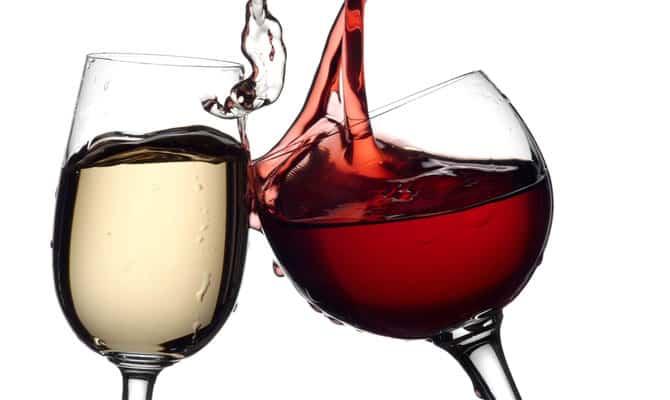 Бокалы для красного и светлого вина – в чем главные отличия?