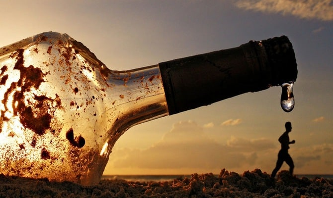 Как отвлечь алкоголика от мыслей о бутылке?