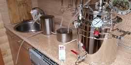 Электрический самогонный аппарат – как сделать прибор с ТЭНом и терморегулятором?